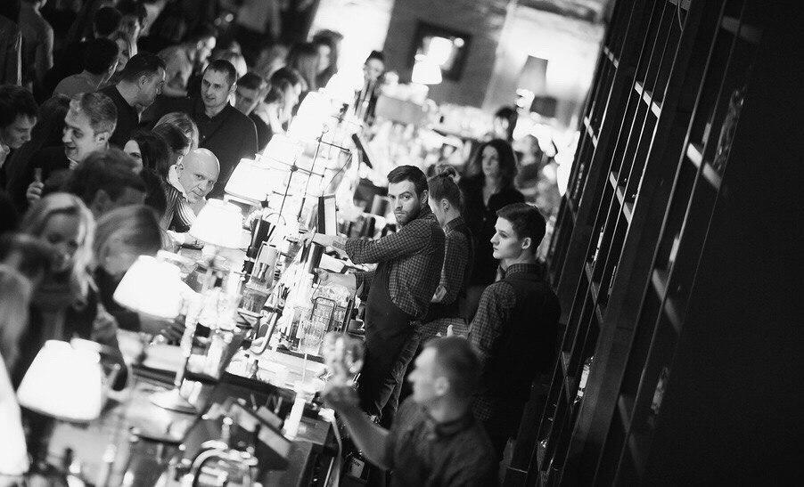 Бар Луч на Большой Пироговской (Luch Bar) фото 33