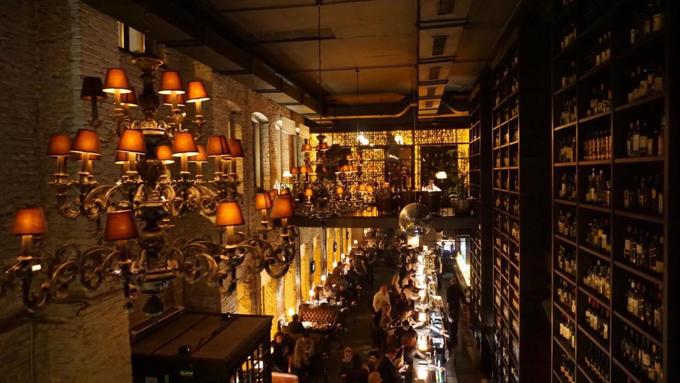 Бар Луч на Большой Пироговской (Luch Bar) фото 34