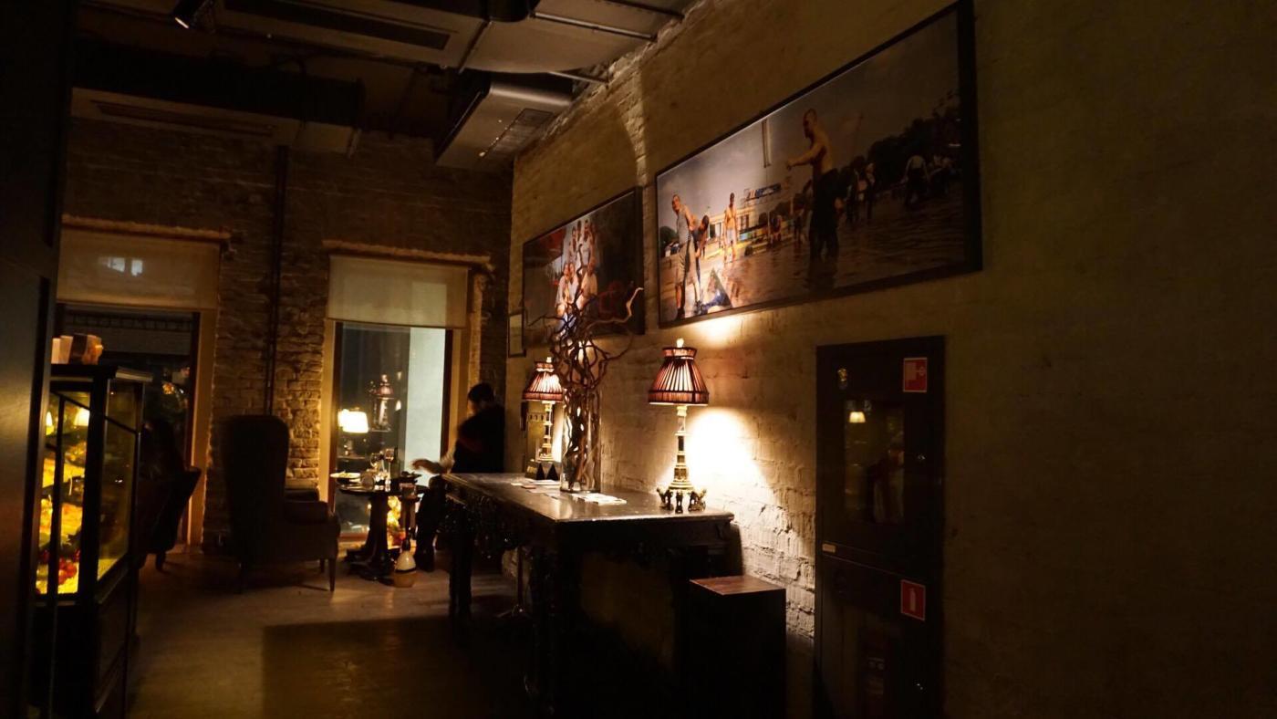 Бар Луч на Большой Пироговской (Luch Bar) фото 36