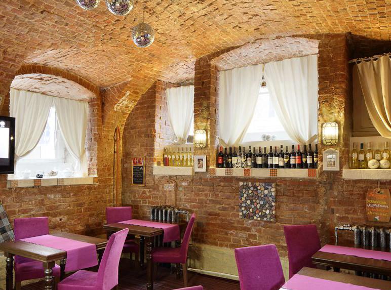 Ресторан Ордынка фото 3