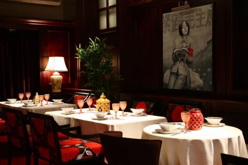 Ресторан Китайская грамота на Сретенке фото 17