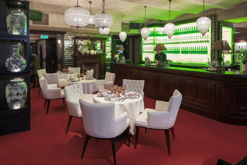 Ресторан Китайская грамота на Сретенке фото 12