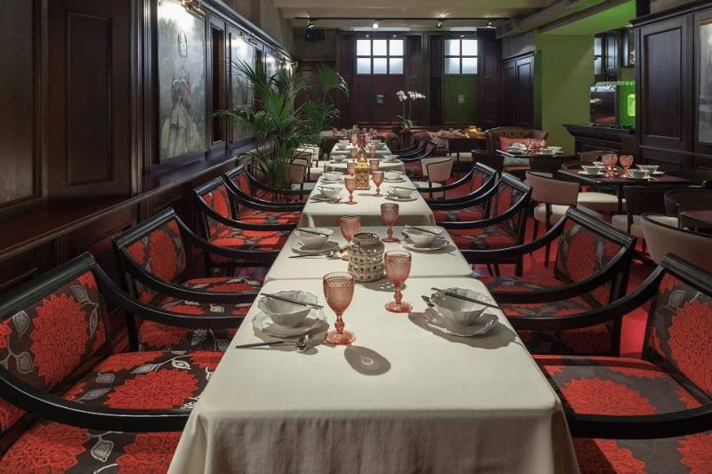 Ресторан Китайская грамота на Сретенке фото 3