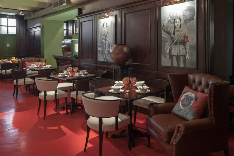 Ресторан Китайская грамота на Сретенке фото 4