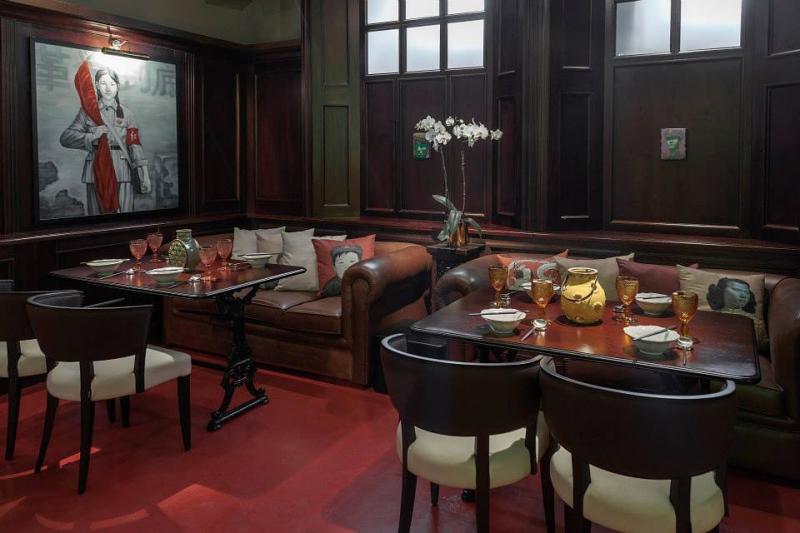 Ресторан Китайская грамота на Сретенке фото 5