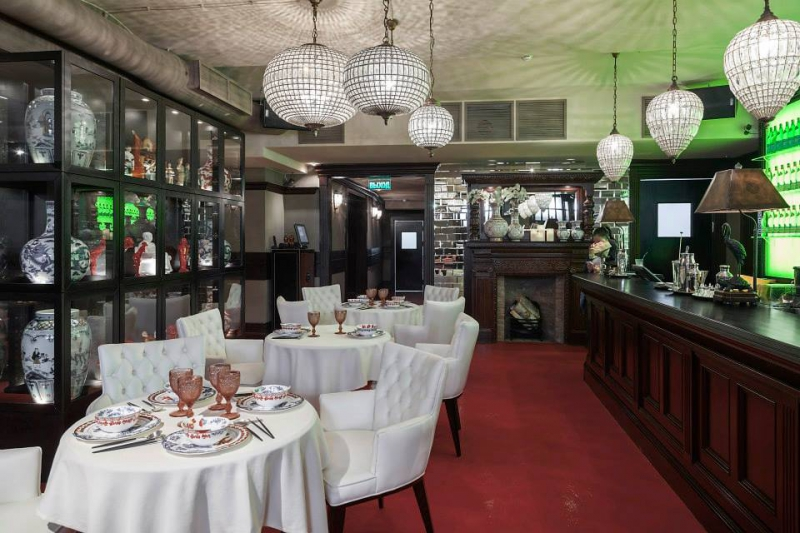 Ресторан Китайская грамота на Сретенке фото 2