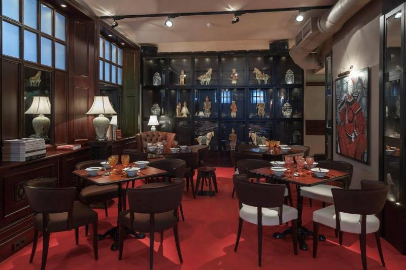 Ресторан Китайская грамота на Сретенке фото 8