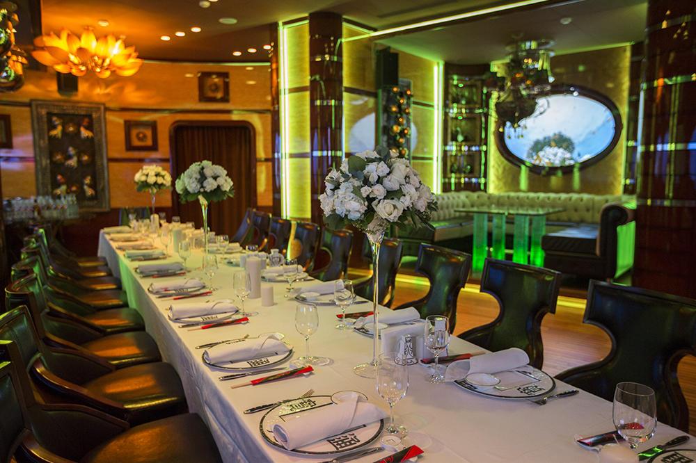Ресторан Лодка в Лотте Плаза фото 60