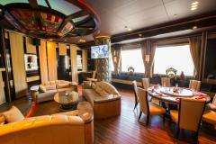 Ресторан Лодка в Лотте Плаза фото 4