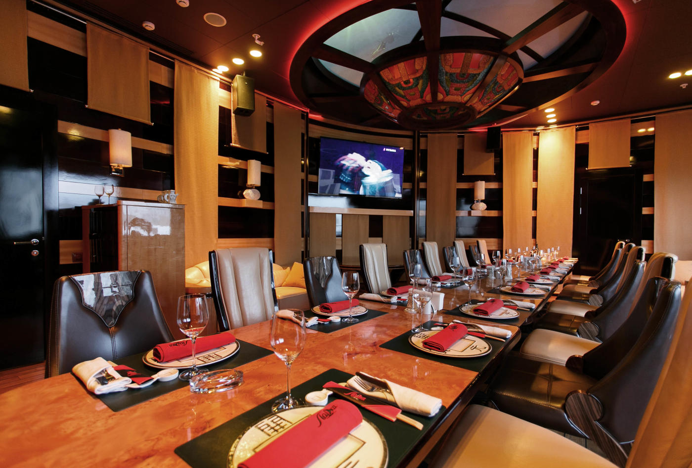 Ресторан Лодка в Лотте Плаза фото 56