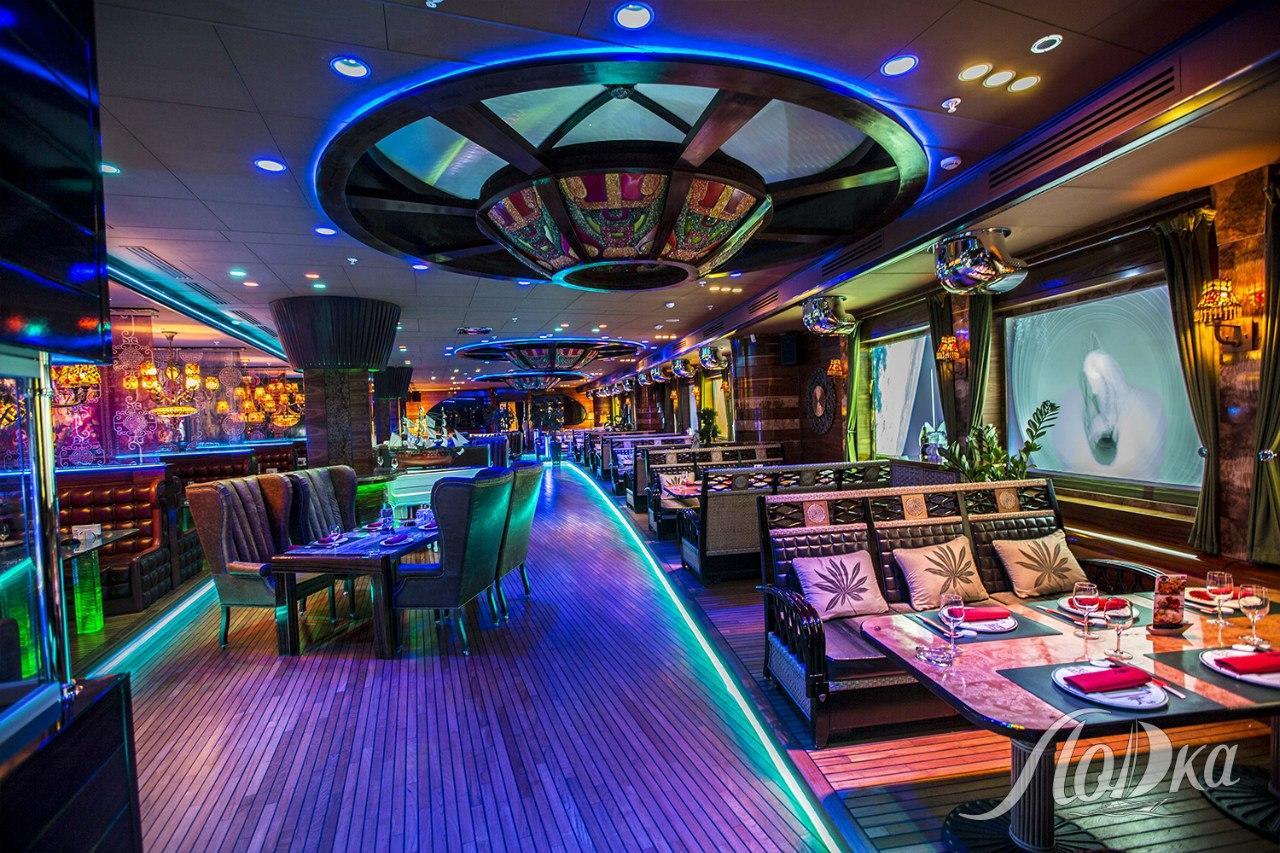 Ресторан Лодка в Лотте Плаза фото 26