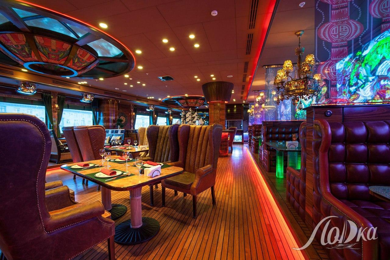 Ресторан Лодка в Лотте Плаза фото 24