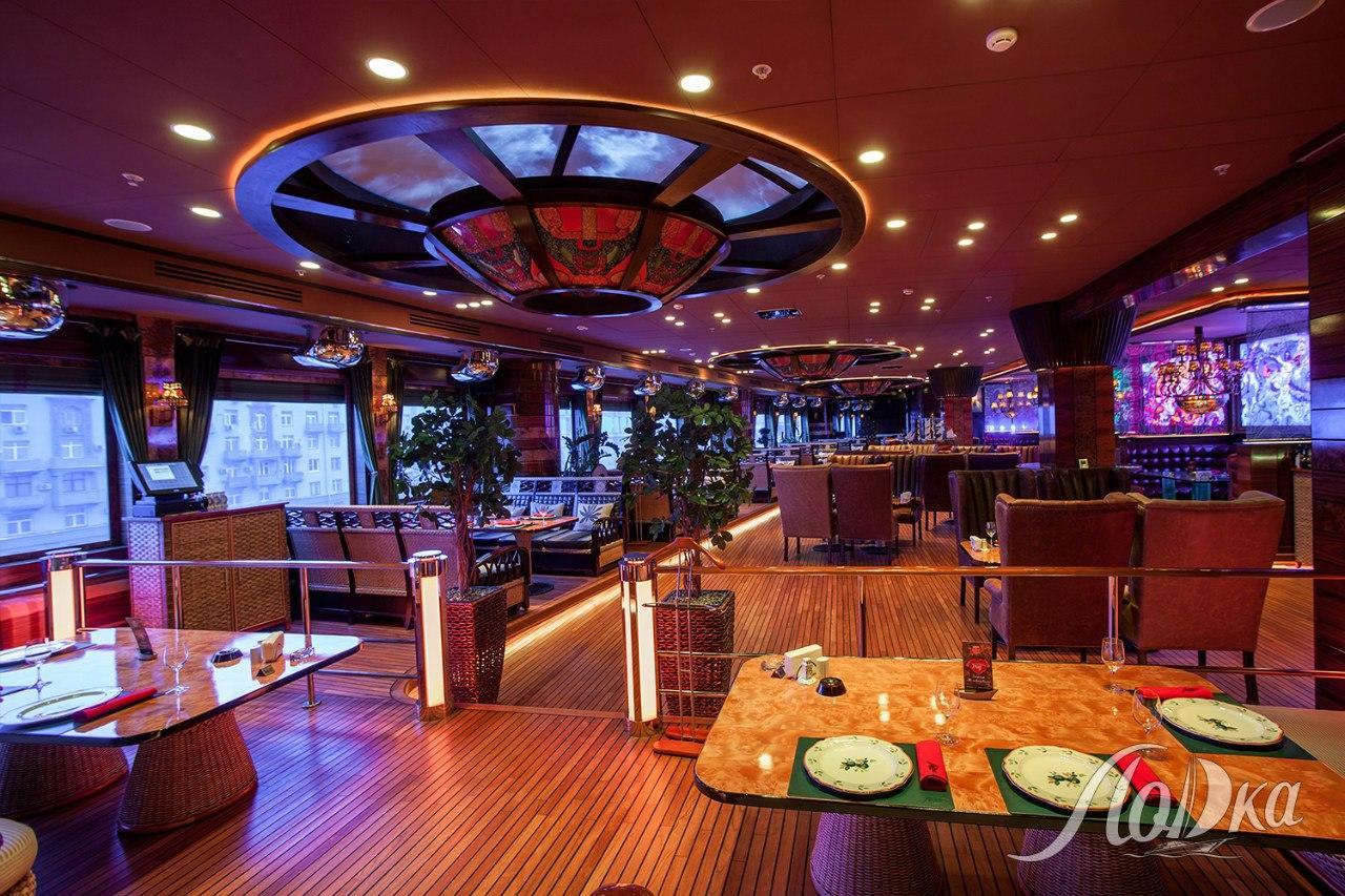 Ресторан Лодка в Лотте Плаза фото 22