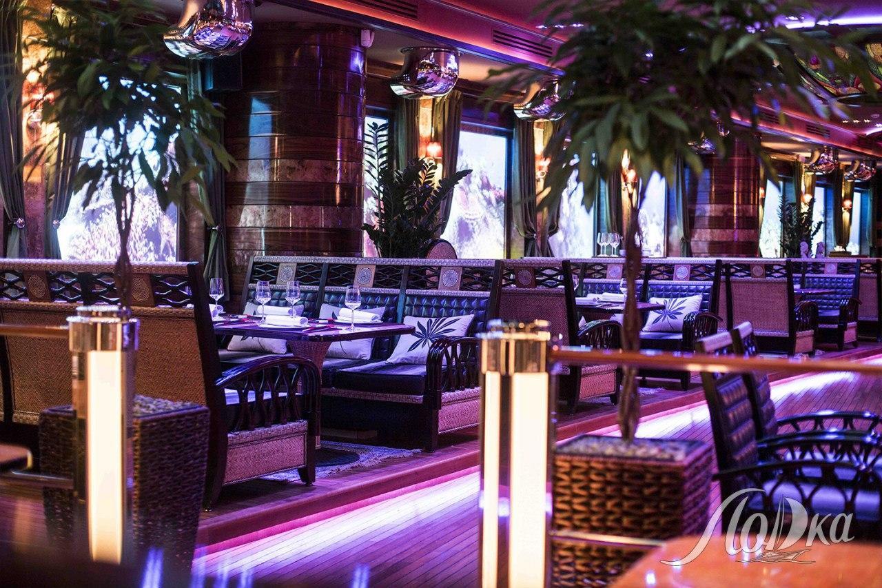 Ресторан Лодка в Лотте Плаза фото 21