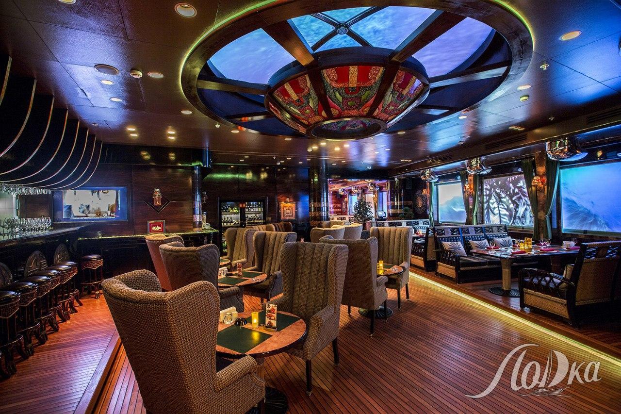 Ресторан Лодка в Лотте Плаза фото 11