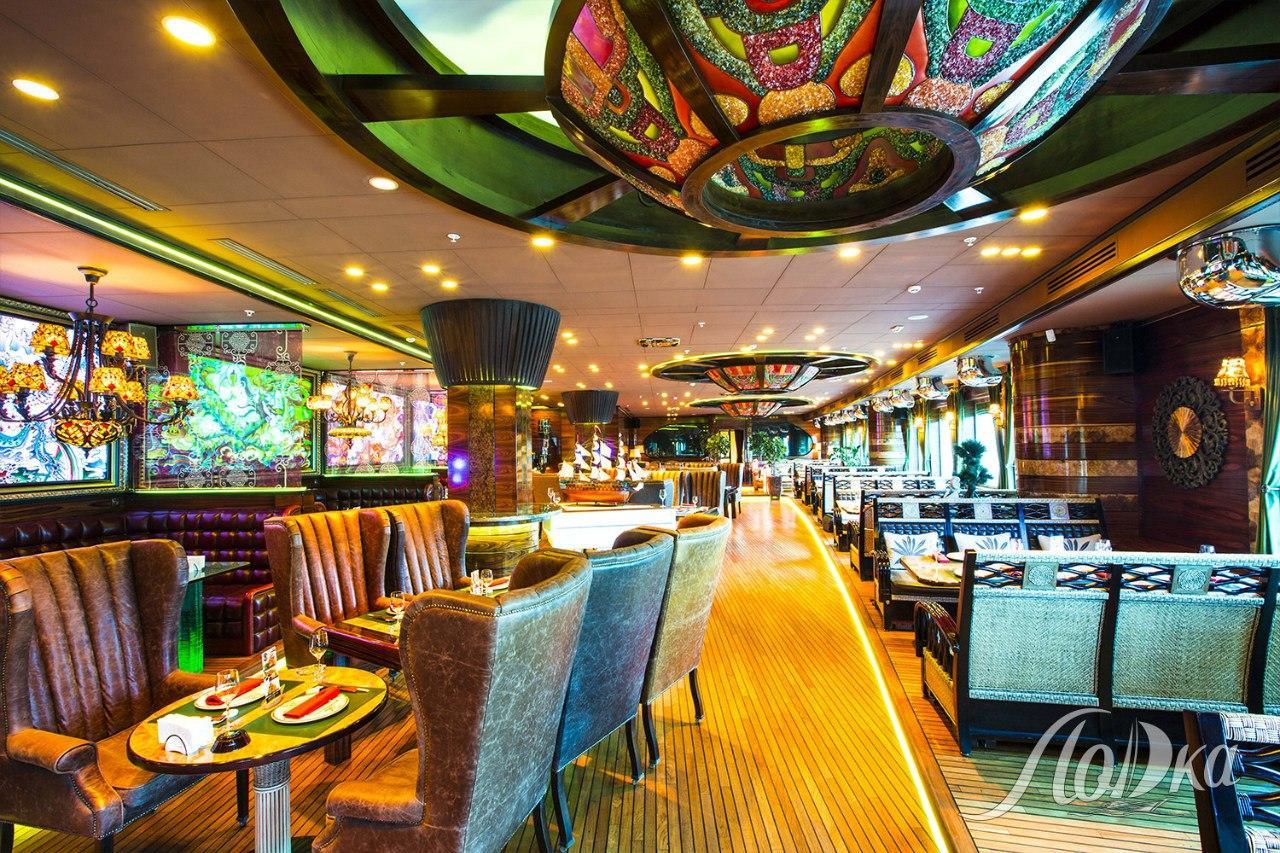 Ресторан Лодка в Лотте Плаза фото 9