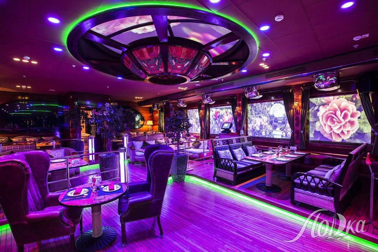ресторан лодка в москве фото