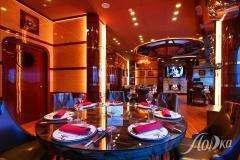 Шлюпка - банкетный зал с караоке