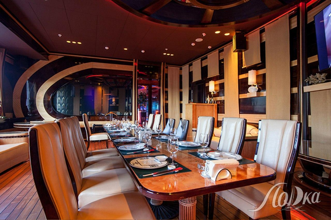 Ресторан Лодка в Лотте Плаза фото 39