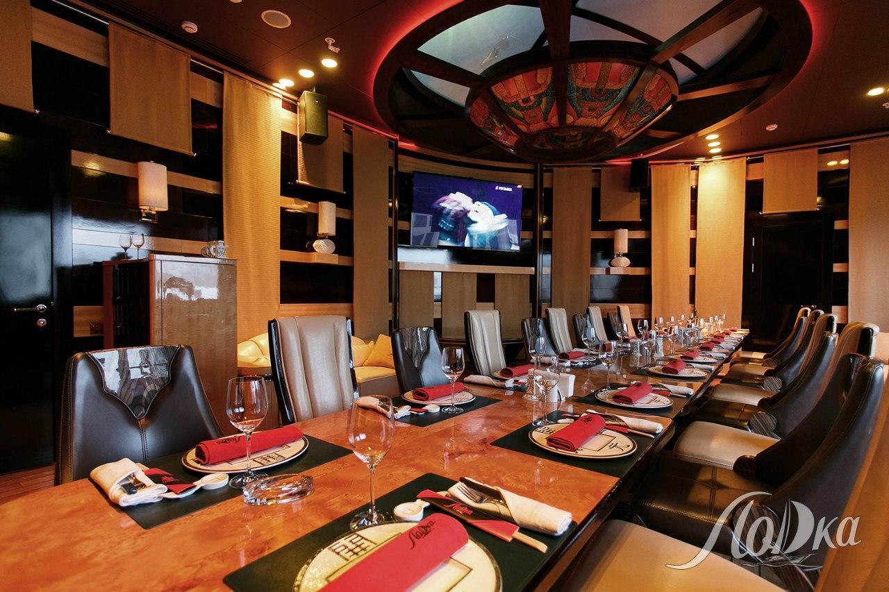 Ресторан Лодка в Лотте Плаза фото 40