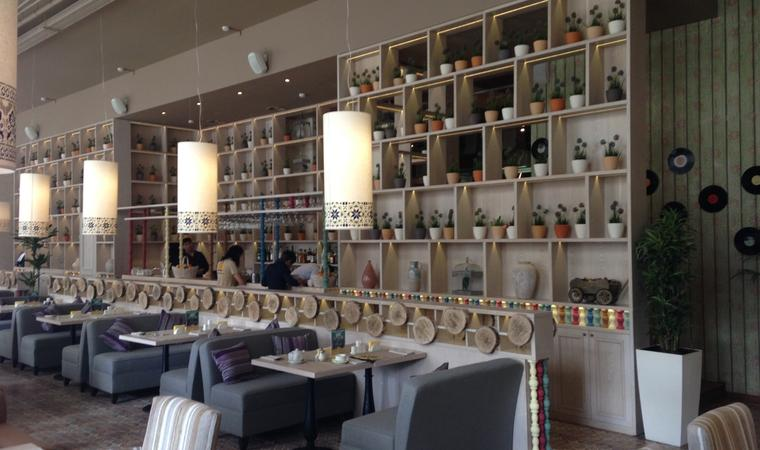 Кафе Лепешка на Серпуховской (Добрынинская) фото 6