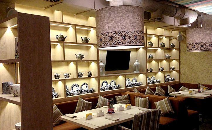 Кафе Лепешка на Серпуховской (Добрынинская) фото 9