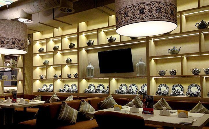 Кафе Лепешка на Серпуховской (Добрынинская) фото 13