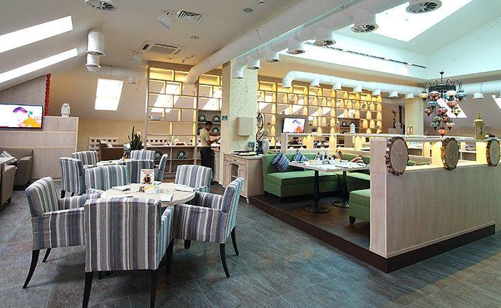 Кафе Лепешка на Серпуховской (Добрынинская) фото