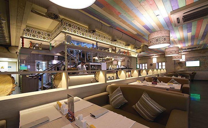 Кафе Лепешка на Серпуховской (Добрынинская) фото 16