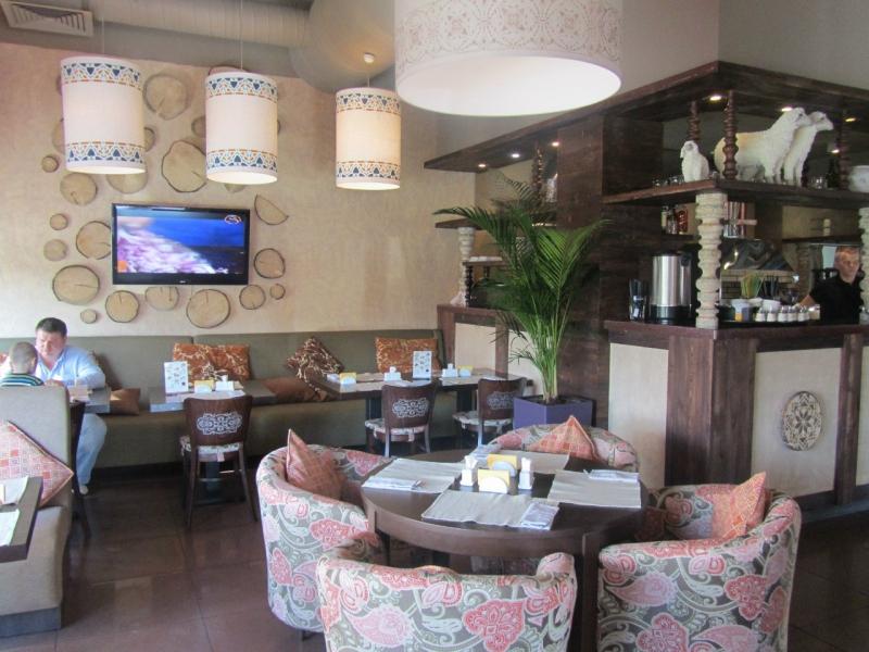 Восточное Кафе Лепешка на Серпуховской фото 1