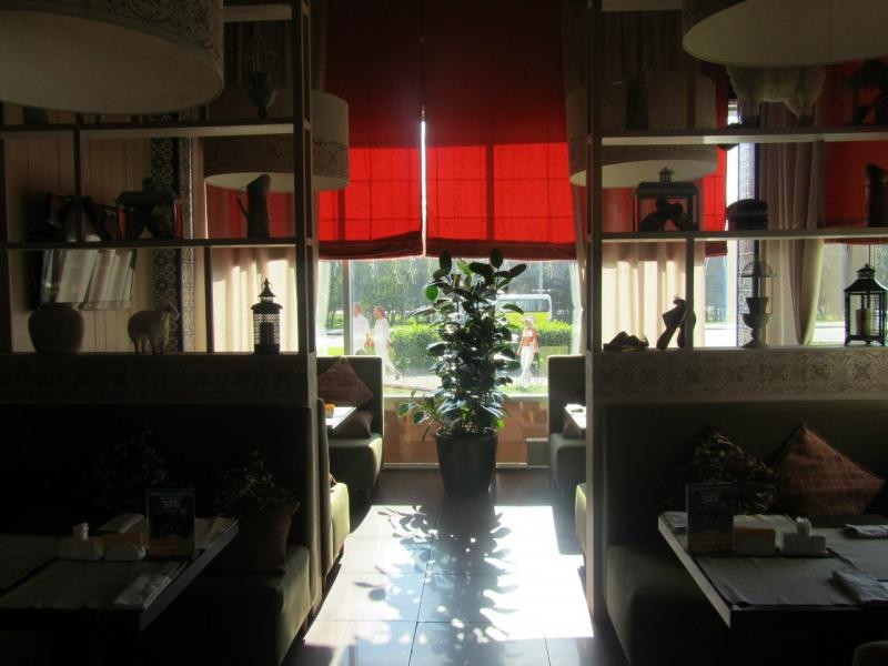 Кафе Лепешка на Серпуховской (Добрынинская) фото 23