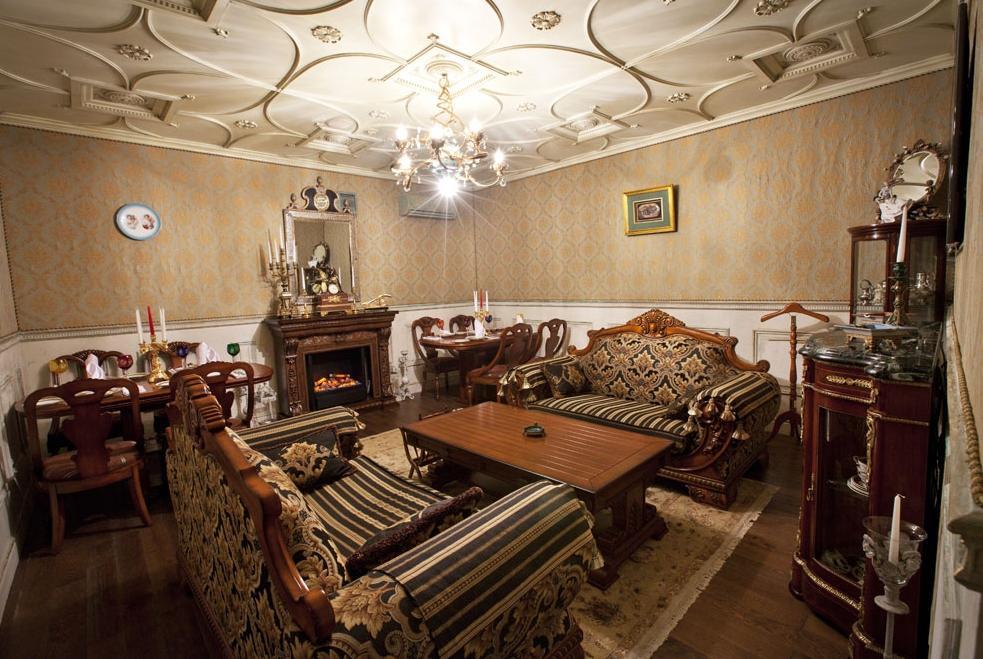 Грузинский Ресторан Готиназа (Gotinaza) фото 10
