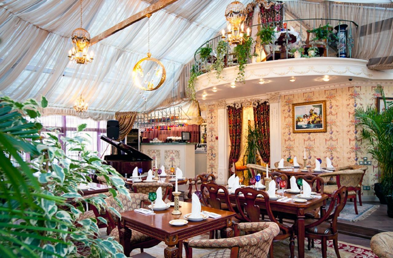 Грузинский Ресторан Готиназа (Gotinaza) фото