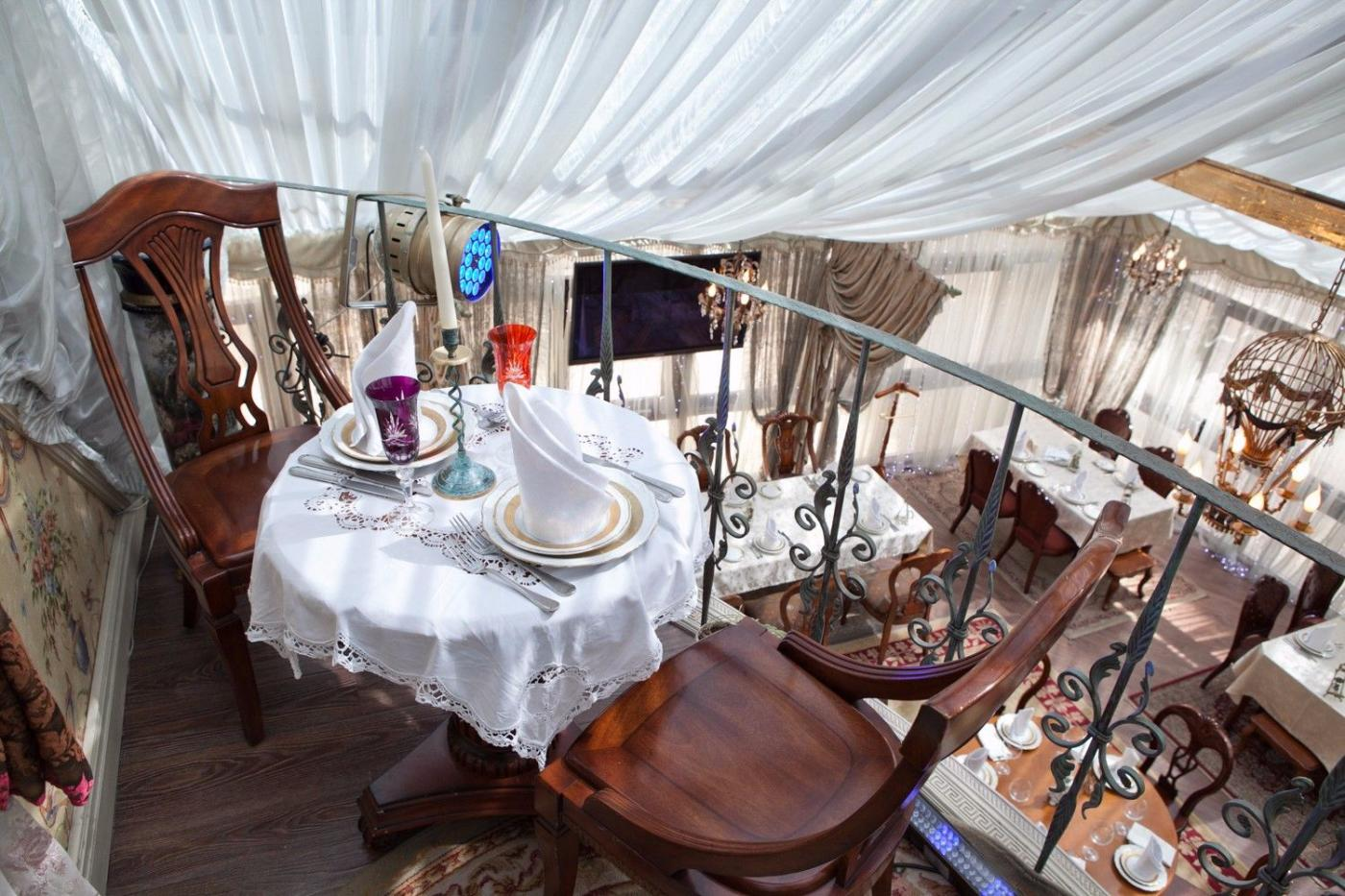 Грузинский Ресторан Готиназа (Gotinaza) фото 15