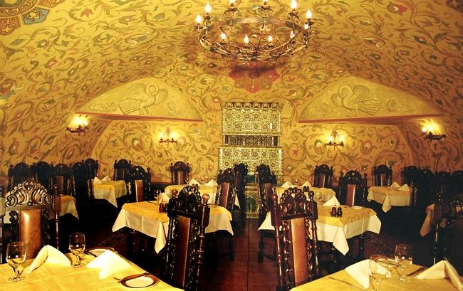 Русский Ресторан Годуновъ фото