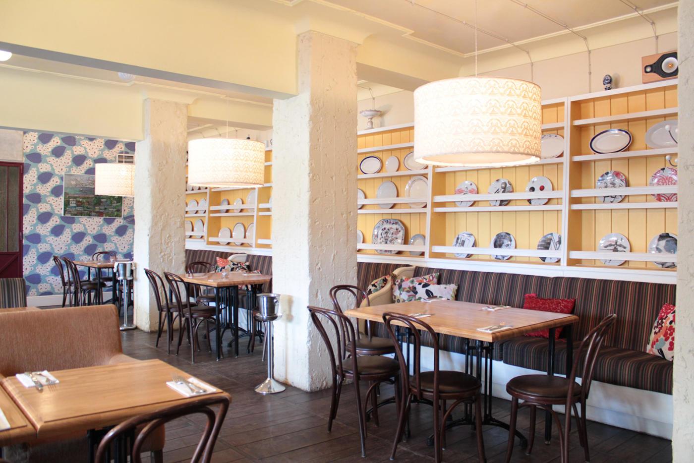 Ресторан Голубка на Спортивной (Большая Пироговская) фото 2