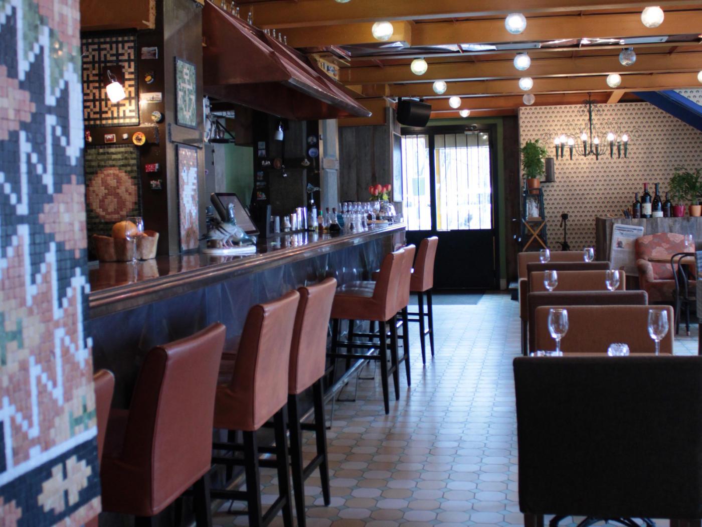 Ресторан Голубка на Спортивной (Большая Пироговская) фото 3