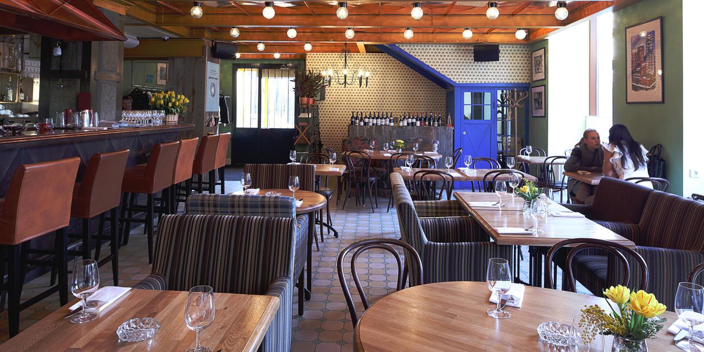 Ресторан Голубка на Спортивной (Большая Пироговская) фото