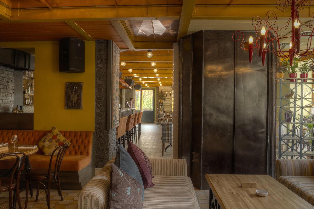 Ресторан Голубка на Спортивной (Большая Пироговская) фото 5