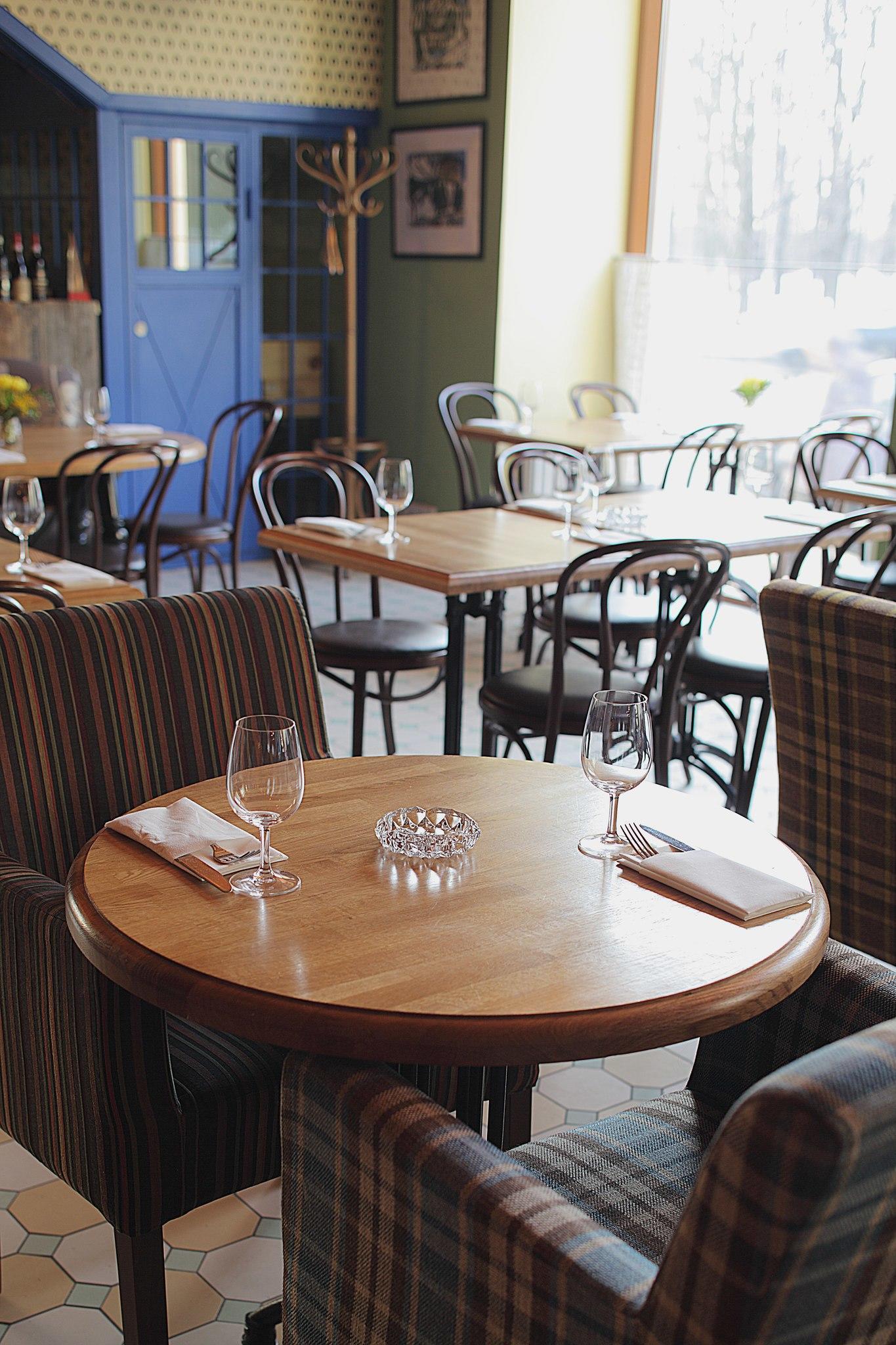 Ресторан Голубка на Спортивной (Большая Пироговская) фото 15