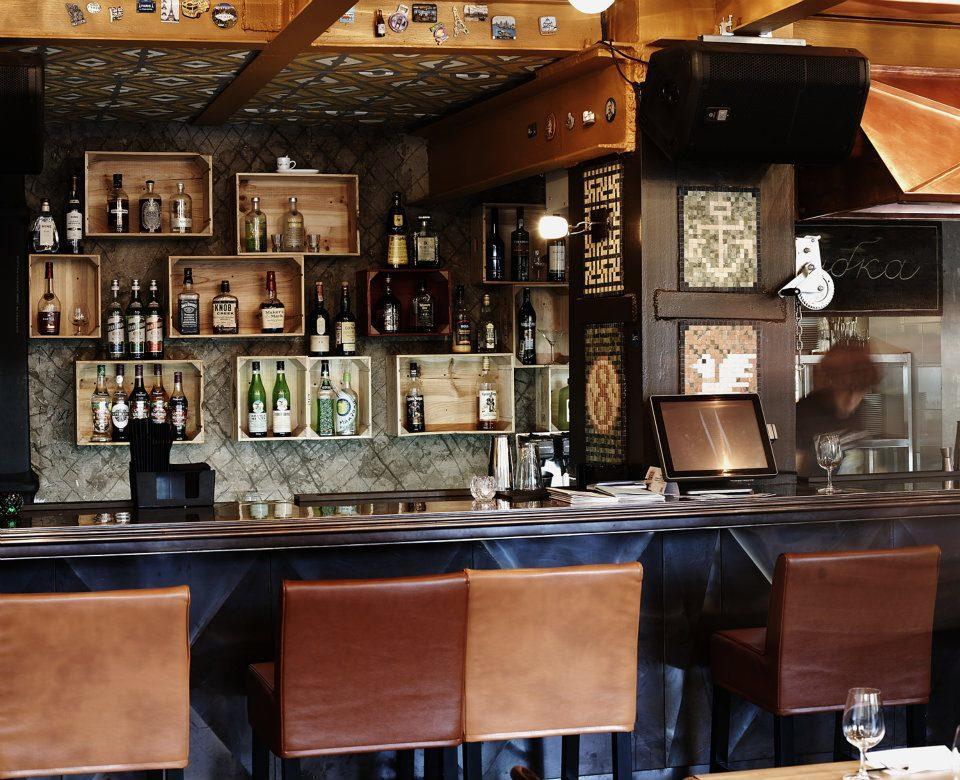 Ресторан Голубка на Спортивной (Большая Пироговская) фото 17
