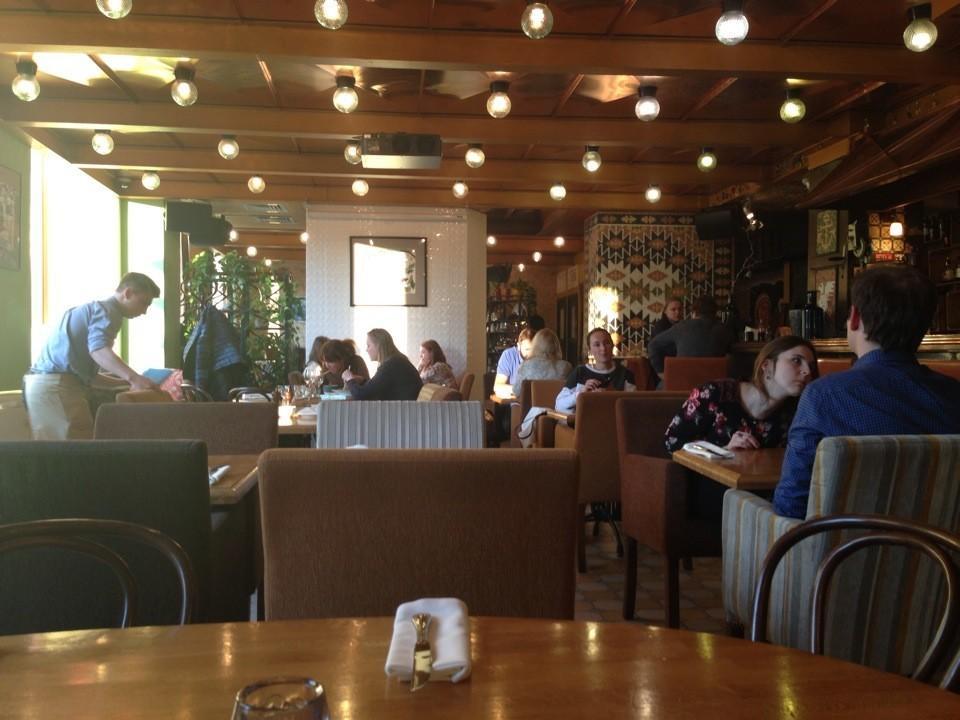 Ресторан Голубка на Спортивной (Большая Пироговская) фото 19