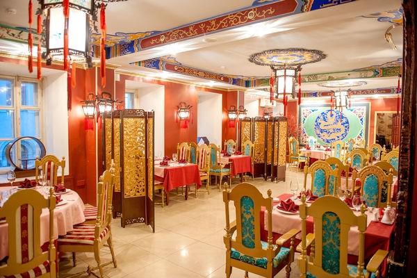Китайский Ресторан Древний Китай фото 8