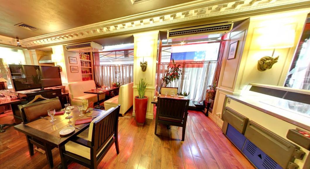 Стейк-хаус Ти-Бон на Проспекте Мира (Ti Bon) фото 25