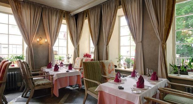 Итальянский Ресторан Villa Rosa (Вилла Роза) фото 3
