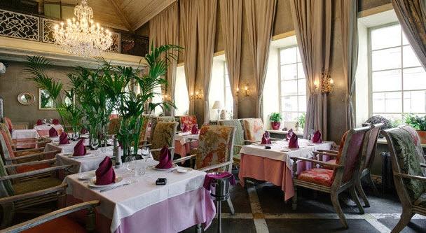 Итальянский Ресторан Villa Rosa (Вилла Роза) фото 2