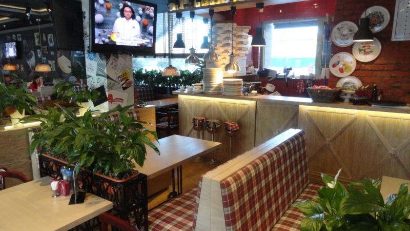 Итальянское Кафе La Piola (Ла Пиола) фото 1