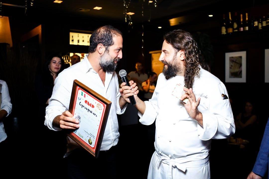 Итальянский Ресторан Сыр фото 44