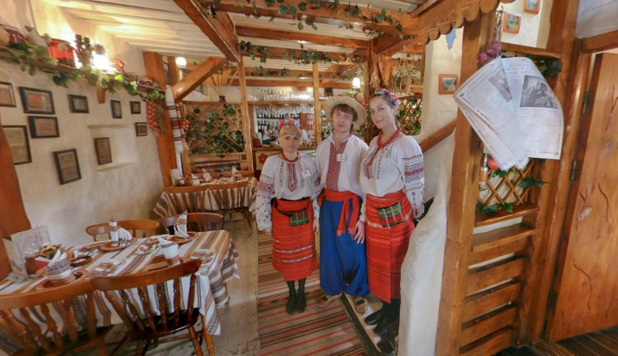 Корчма Тарас Бульба на Пятницкой (Новокузнецкая) фото 6