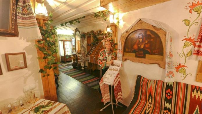 Украинский Ресторан Корчма Тарас Бульба на Красных Воротах фото 2